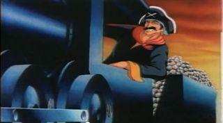 Pirates-train